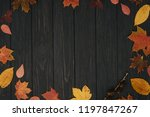 background texture with old... | Shutterstock . vector #1197847267