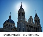 architecture and landmark of... | Shutterstock . vector #1197893257