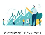 vector illustration ... | Shutterstock .eps vector #1197929041
