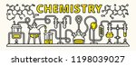 Chemistry Beaker Experiment...