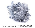 close up ball from silver... | Shutterstock . vector #1198042387