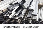 different pipe profiles | Shutterstock . vector #1198059004