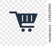 shopping cart vector icon...