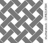 seamless geometric vector...   Shutterstock .eps vector #1198214584