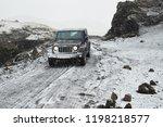 vik  iceland   may 03  2018 ...   Shutterstock . vector #1198218577