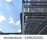 solar collector  heat for solar ... | Shutterstock . vector #1198233331
