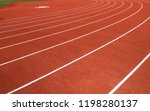 the left first curve of the...   Shutterstock . vector #1198280137