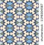 arabic ornament  islamic... | Shutterstock .eps vector #1198304587