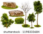 Collection Of Isolated Trees...