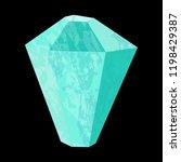 Aquamarine. Precious Stone ...