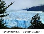 breathtaking view of perito... | Shutterstock . vector #1198432384