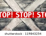 wood texture background with...   Shutterstock . vector #119843254