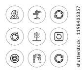 directional icon set....