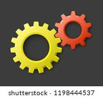 set service icons image of...   Shutterstock .eps vector #1198444537