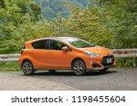 kasagi  japan   september 16 ...   Shutterstock . vector #1198455604