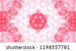 geometric design  mosaic of a... | Shutterstock .eps vector #1198557781
