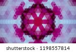 geometric design  mosaic of a... | Shutterstock .eps vector #1198557814