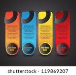 we banner set | Shutterstock .eps vector #119869207