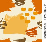 abstract seamless pattern... | Shutterstock .eps vector #1198703944