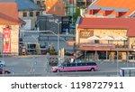 tallin  estonia   24 july 2018  ... | Shutterstock . vector #1198727911