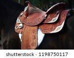 Beautiful Western Leather...