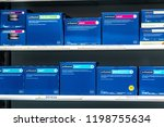 berlin  germany   september 30  ...   Shutterstock . vector #1198755634