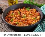 Spaghetti Bolognese Pasta With...
