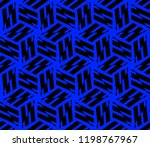 hipster background. geometric... | Shutterstock .eps vector #1198767967