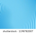 blue background with lines of...   Shutterstock .eps vector #1198782007