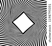optical illusion lines... | Shutterstock .eps vector #1198795351