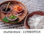 Khao Kriab Yana Local Snack Of...
