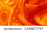 marble background  ink on... | Shutterstock . vector #1198877797