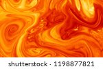 marble background  ink on... | Shutterstock . vector #1198877821