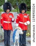 quebec city  canada   aug 22 ...   Shutterstock . vector #1198900324