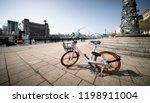 newcastle upon tyne  england ... | Shutterstock . vector #1198911004