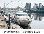 newcastle upon tyne  england ... | Shutterstock . vector #1198911121