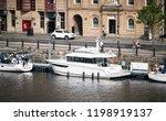 newcastle upon tyne  england ... | Shutterstock . vector #1198919137