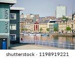 gateshead  england  uk   may 08 ... | Shutterstock . vector #1198919221