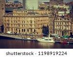 newcastle upon tyne  england ... | Shutterstock . vector #1198919224