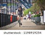 newcastle upon tyne  england ... | Shutterstock . vector #1198919254