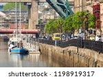 newcastle upon tyne  england ... | Shutterstock . vector #1198919317