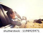 summer vacation  holidays ... | Shutterstock . vector #1198925971