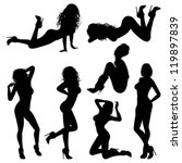 adult,background,beautiful,black,body,breast,collection,desire,fashion,female,figure,girl,girl silhouette,hair,icon