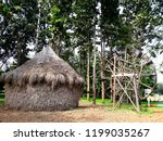 thai rural life   straw and... | Shutterstock . vector #1199035267