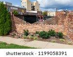 johnson city  tn  usa 9 30 18 ... | Shutterstock . vector #1199058391