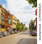 johnson city  tn  usa 9 30 18 ... | Shutterstock . vector #1199058424