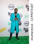 gucci mane   2018 bet hip hop... | Shutterstock . vector #1199073187