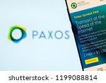 kyrenia  cyprus   october 8 ... | Shutterstock . vector #1199088814