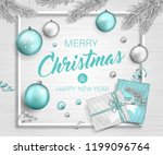 beautiful bright background... | Shutterstock .eps vector #1199096764