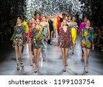 new york  ny   september 11 ... | Shutterstock . vector #1199103754